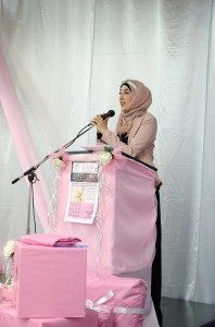 MC Miss Noura Awad