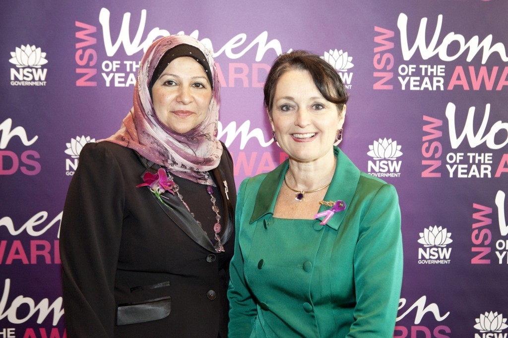 Faten-and-Minister-Goward