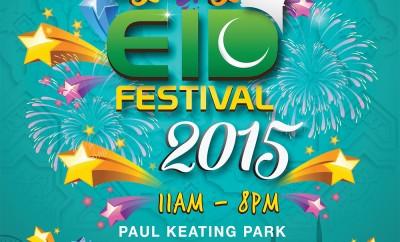 Sydney Eid Festival 2015