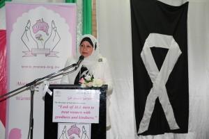 Mrs Faten El dana OAM