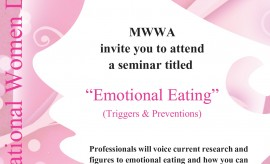 Emotional Eating Flyer