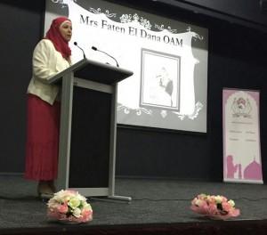 Mrs. Faten El Dana OAM