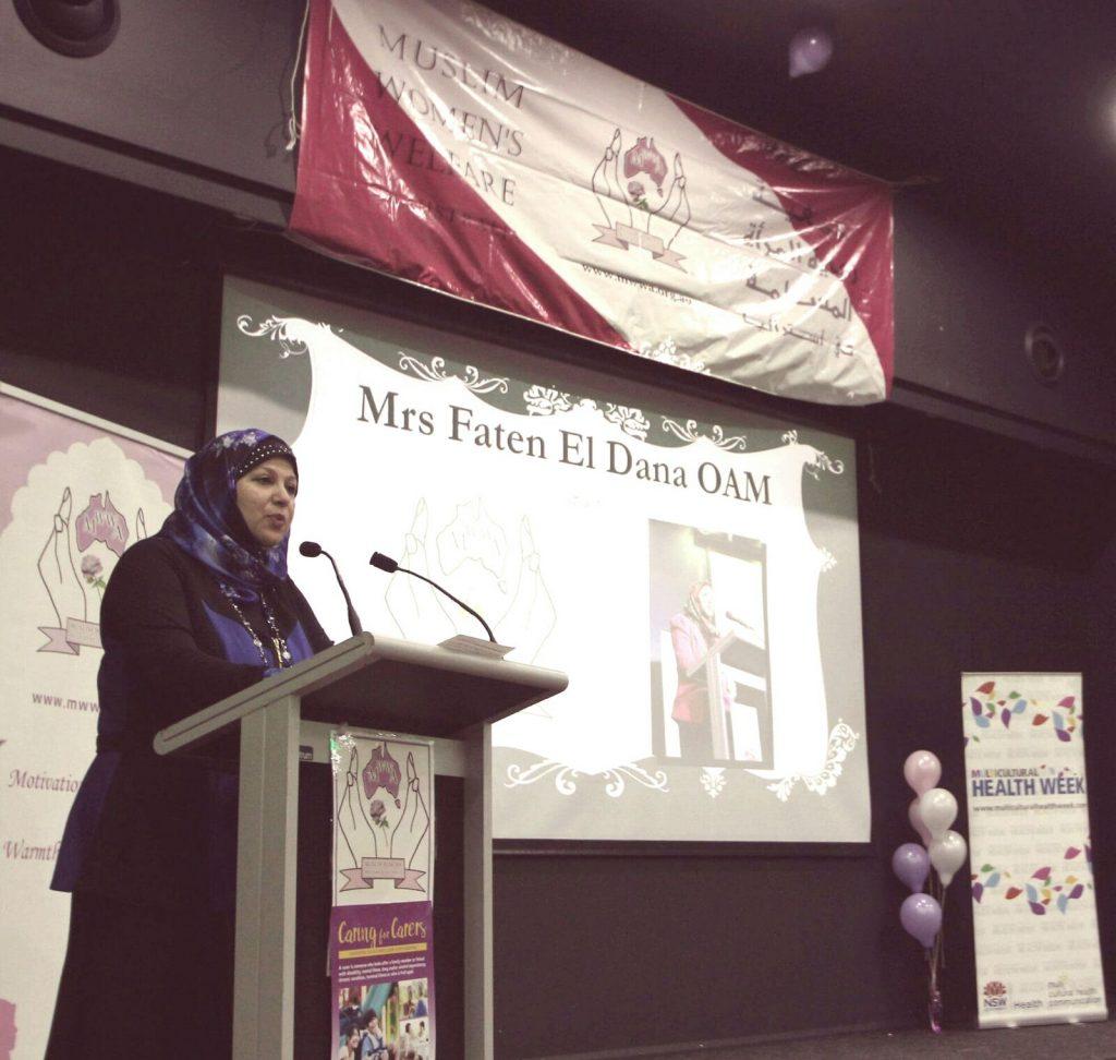 Mrs. Faten Dana