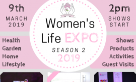 Womens Life Expo Flyer 2019